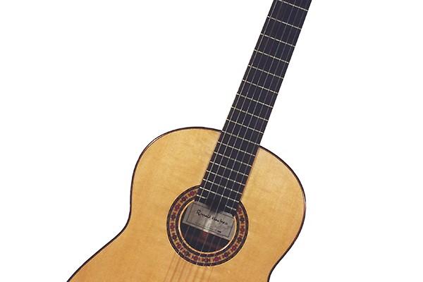 Classical Guitar – Full Body
