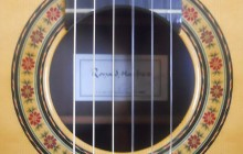 Classical Guitar – Sound Hole
