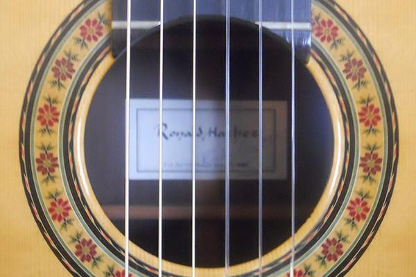 Classical Guitar – Sound Hole